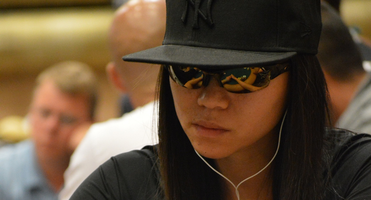 Christina Kwan Boxing Champion and Poker Player